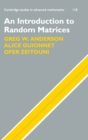 Image for An introduction to random matrices