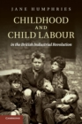 Image for Childhood and child labour in the British Industrial Revolution