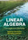 Image for Linear algebra  : concepts and methods
