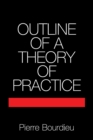 Image for Outline of a theory of practice