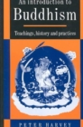 Image for An introduction to Buddhism  : teachings, history and practices