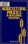 Image for Agricultural Policies in Developing Countries