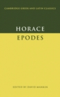 Image for Epodes, Horace