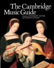 Image for The Cambridge music guide