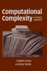 Image for Computational complexity  : a modern approach