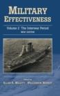 Image for Military effectivenessVolume 2,: The interwar period