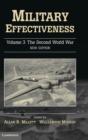Image for Military effectivenessVolume 3,: The Second World War
