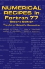 Image for Numerical Recipes in FORTRAN 77: Volume 1, Volume 1 of Fortran Numerical Recipes : The Art of Scientific Computing