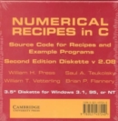 Image for Numerical Recipes in C 3.5 Inch Diskette for Windows : The Art of Scientific Computing