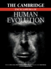 Image for The Cambridge encyclopedia of human evolution