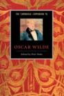 Image for The Cambridge companion to Oscar Wilde