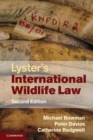 Image for Lyster's international wildlife law