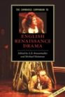 Image for The Cambridge companion to English Renaissance drama