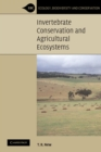 Image for Invertebrate conservation and agricultural ecosystems