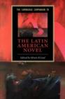 Image for The Cambridge companion to the Latin American novel