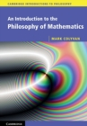 Image for An introduction to the philosophy of mathematics