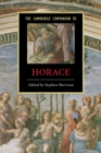 Image for The Cambridge companion to Horace