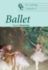 Image for The Cambridge companion to ballet