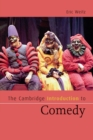 Image for The Cambridge introduction to comedy