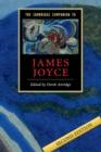 Image for The Cambridge companion to James Joyce