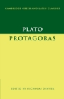 Image for Protagoras