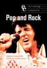 Image for The Cambridge companion to pop and rock