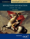 Image for Revolution and reaction  : Europe, 1789-1849