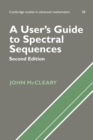 Image for A user's guide to spectral sequences