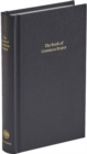Image for Book of Common Prayer, Standard Edition, Black, CP220 Black Imitation Leather Hardback 601B