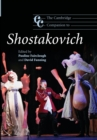 Image for The Cambridge companion to Shostakovich