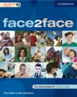 Image for face2face Pre-intermediate Student's Book with CD ROM/Audio CD