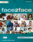 Image for Face2face: Intermediate student's book