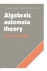 Image for Algebraic Automata Theory