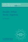 Image for Double affine Hecke algebras