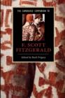 Image for The Cambridge companion to F. Scott Fitzgerald