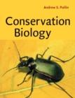 Image for Conservation biology