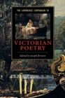 Image for The Cambridge companion to Victorian poetry