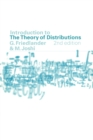 Image for Introduction to the theory of distributions