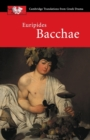 Image for Bacchae