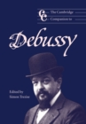 Image for The Cambridge companion to Debussy