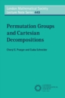 Image for Permutation groups and Cartesian decompositions