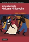 Image for An introduction to Africana philosophy