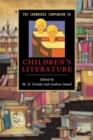 Image for The Cambridge companion to children's literature