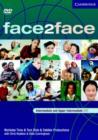 Image for Face2face: Intermediate and upper intermediate DVD