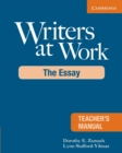 Image for Writers at work: The essay
