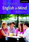 Image for English in Mind 3 Student's Book Egpytian Edition : Level 3