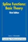 Image for Spline functions  : basic functions