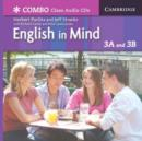 Image for English in Mind Combos 3A and 3B Class Audio CDs