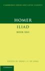 Image for IliadBook XXII