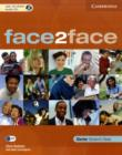 Image for Face2face Starter Student's Book with CD-ROM/Audio CD